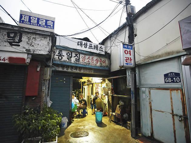 30년이 넘은 숨어있는 오래된 맛집 31