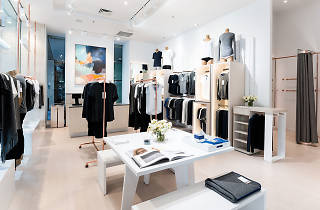 Store interior of Bondi Junction Kit and Ace