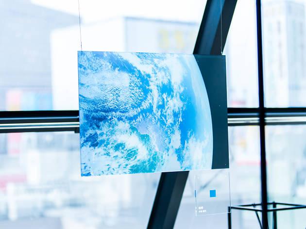8月13日(土) blue art「青を探す旅」第2回展示会 トークショーを開催