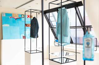 blue art「青を探す旅」第2回展示会3