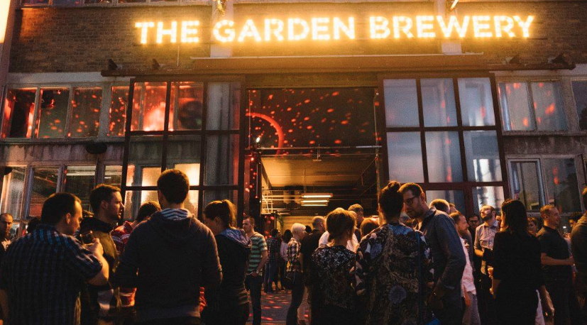 The Garden Brewery is giving away a craft beer and a burger everyday for only 35kn