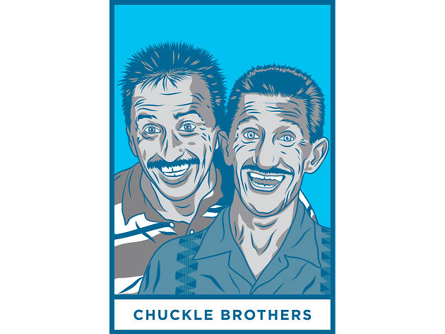 The Chuckle Brothers