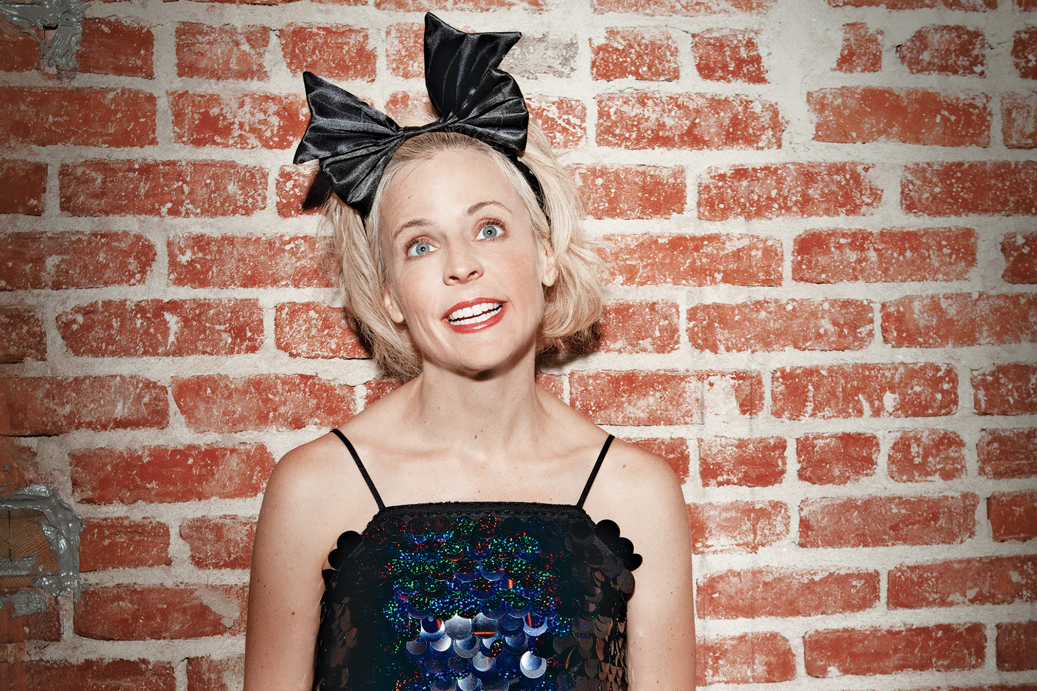 Lady Dynamite's Maria Bamford is the caged bird that sings