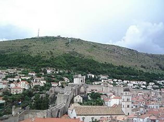 Climb mount Srd