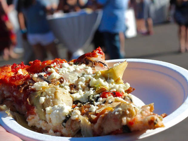The Taste of San Pedro