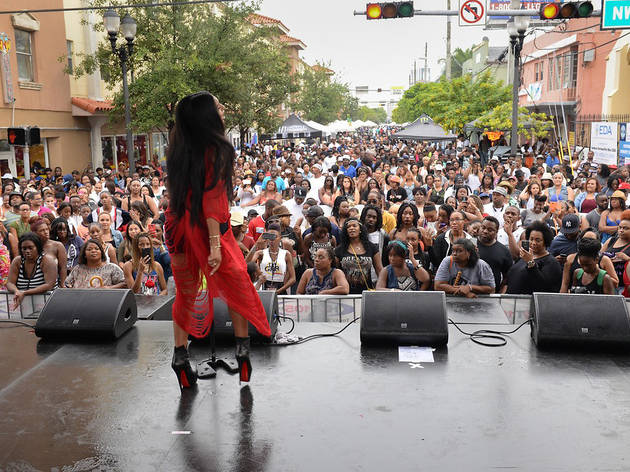 Everything you need to know about the Overtown Music and Arts Festival