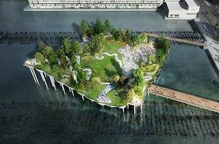 Everything we know about the island park opening on the Hudson River