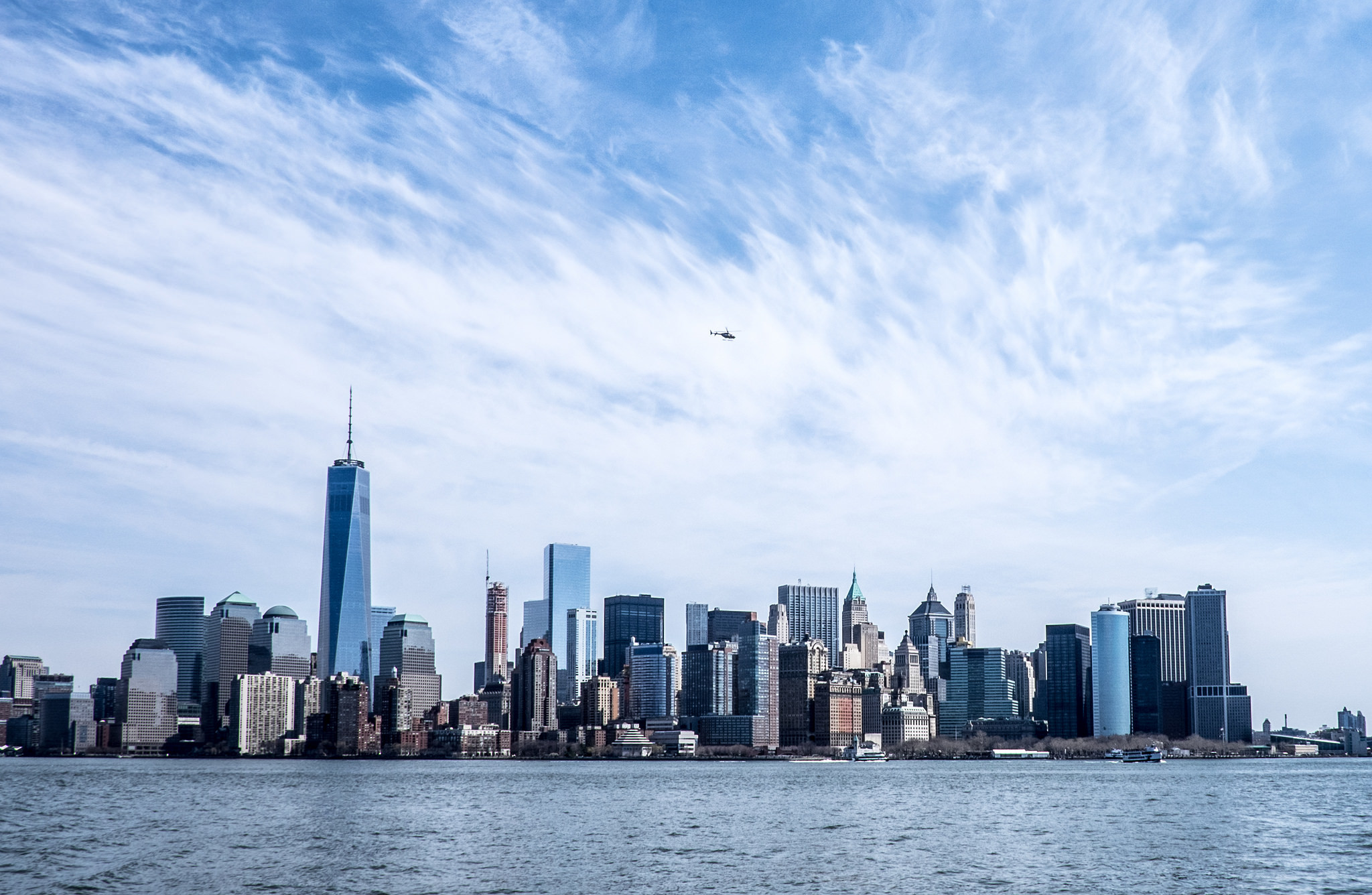 The first-ever drone race set against the NYC skyline is happening next week