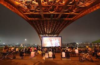 Film Festival Under the Bridge