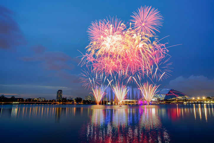 Best places to catch the National Day Parade 2016 fireworks for free in Singapore