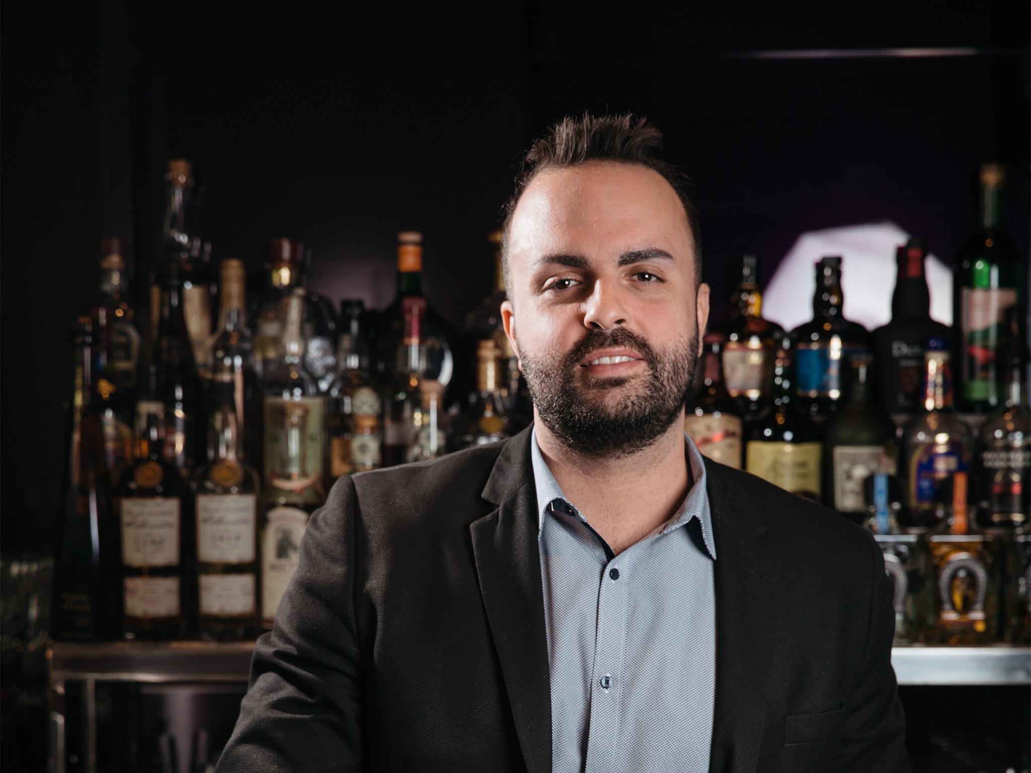 Jared Thibault, Lucky's Speakeasy Canberra