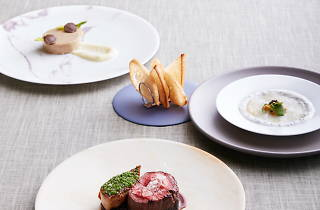 New Menu Launch at The Ninth Gate Grille at The Westin Chosun Seoul