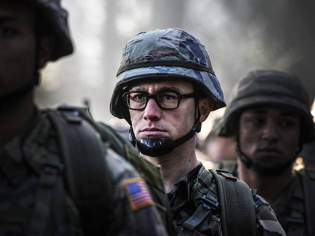 Edward Snowden Bande annonce film Oliver Stone