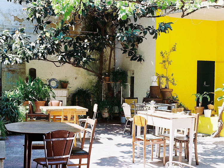 Spend the day — and night — at Casa Independente
