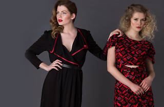 Clerkenwell Vintage Fashion Fair: The Vintage Collections
