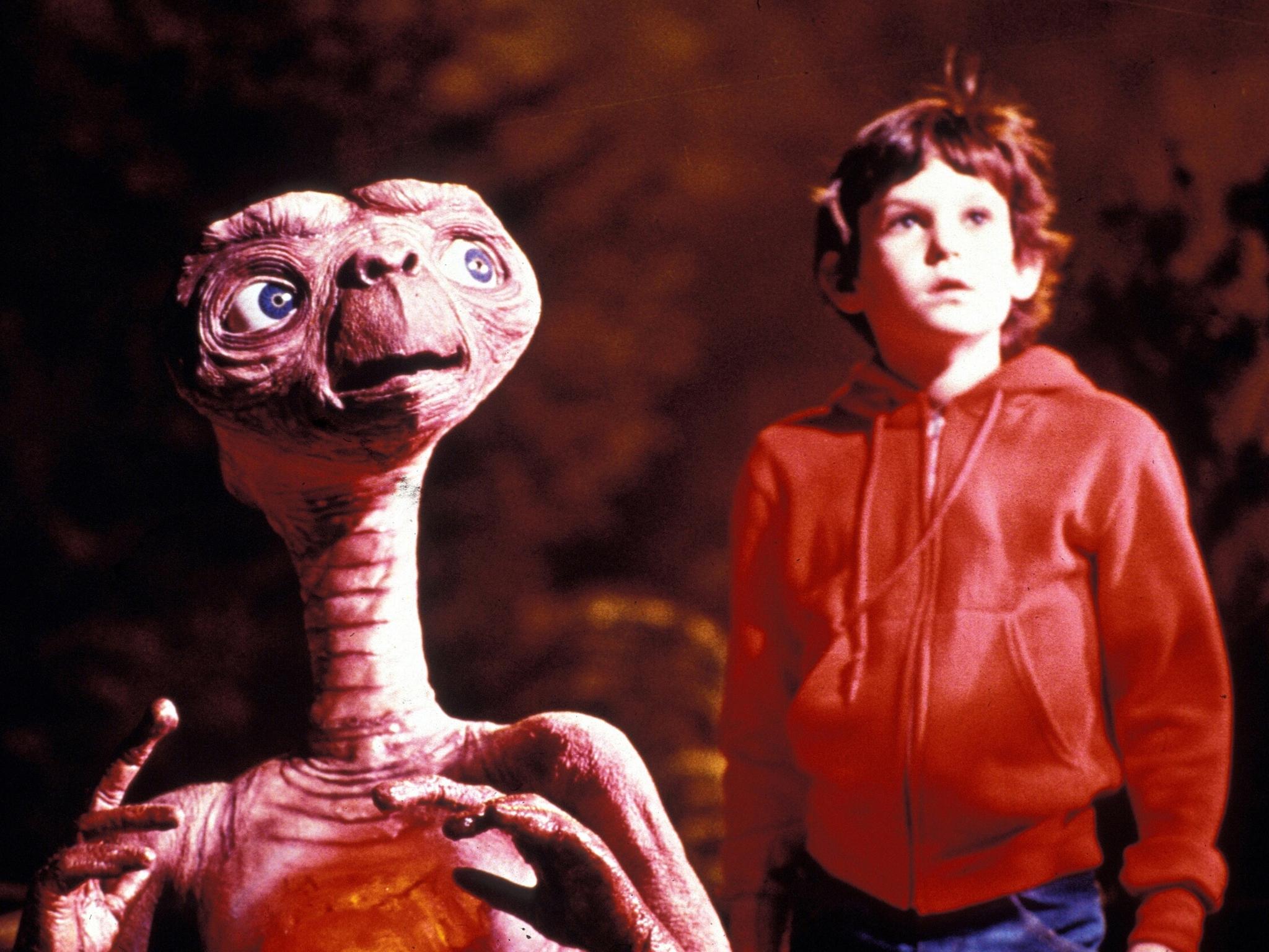 'ET: The Extra-Terrestrial' (1982)