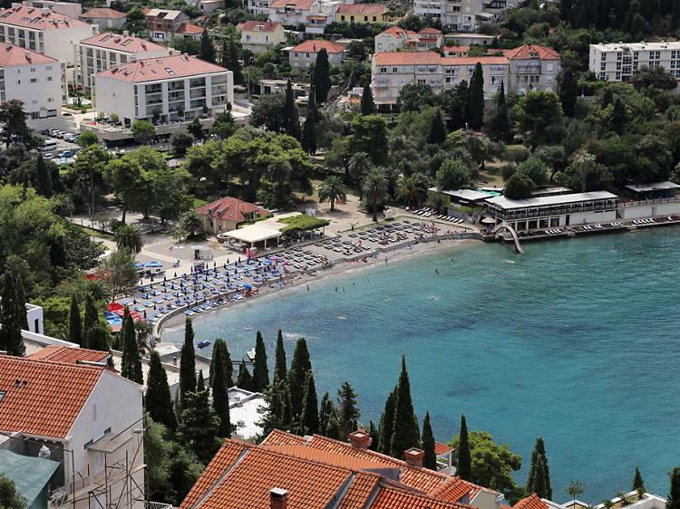 Private Hotel beaches