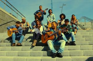 La Plaça del Folk 2016: Sabor de Gràcia