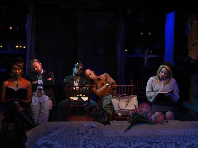 Our Lady of 121st Street at Eclipse Theatre Company