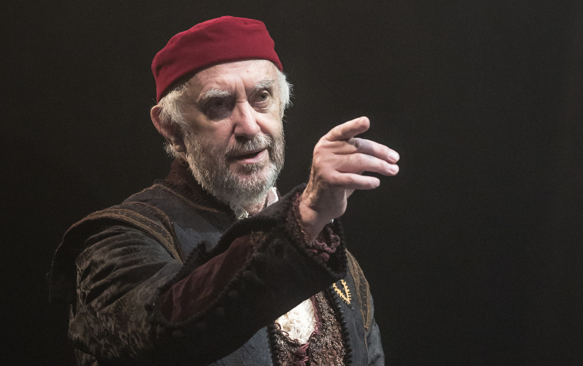 Game of Thrones' Jonathan Pryce does Shakespeare's Shylock in NYC