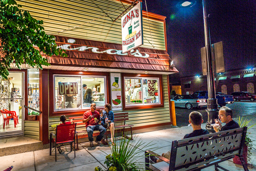 Best Spots For Italian Ice In Chicago