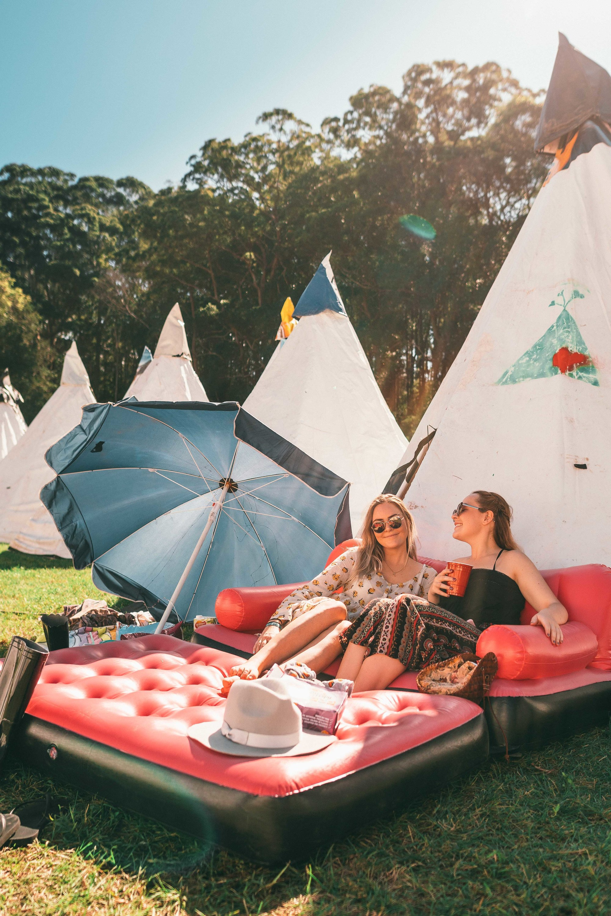 10 things we learned at Splendour in the Grass, Day One