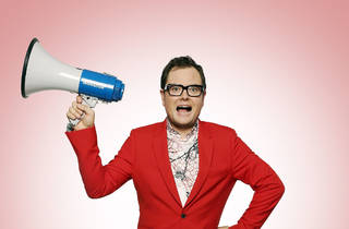 Alan Carr 2016 Yap Yap Yap for Just for Laughs Festival