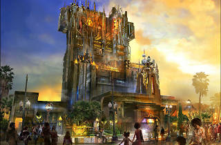The Guardians of the Galaxy ride has an opening date at Disneyland—and it's soon