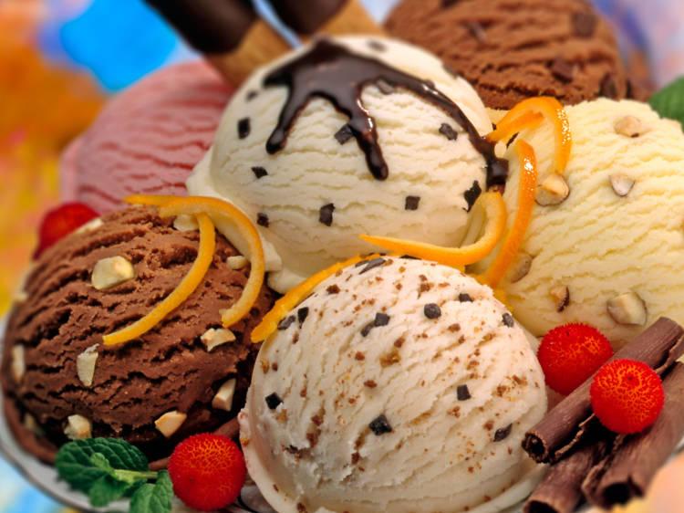 Istanbul's best ice cream shops