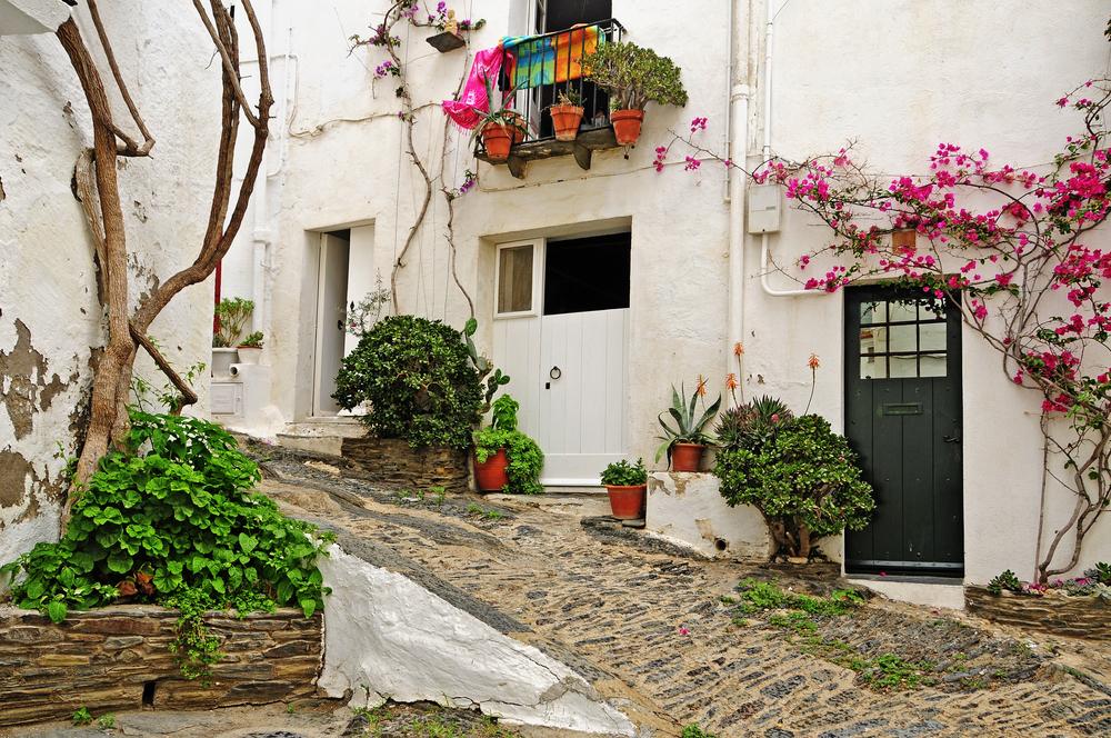 El rastrell del barri vell de Cadaqués