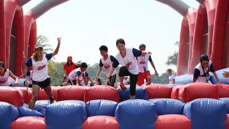 Bounceoff Fiesta