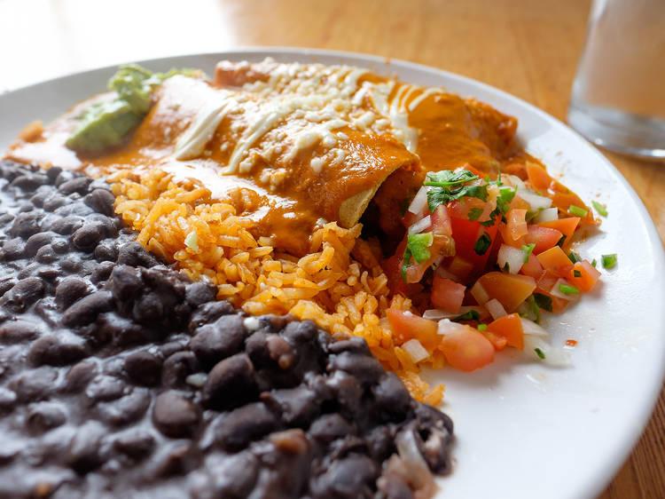Casita Tejas Mexican Restaurant