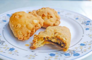 Yeong's curry puff stall