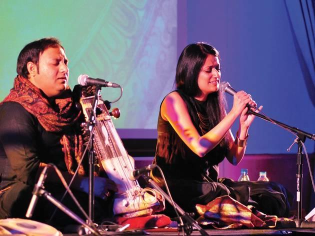 Sonam at Confluence Festival