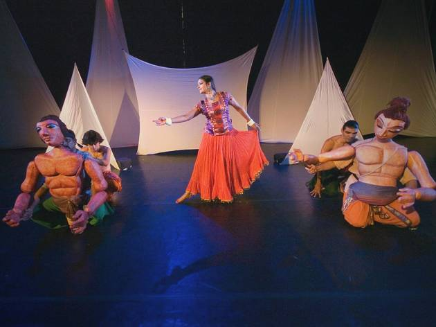Transposition at Confluence Festival