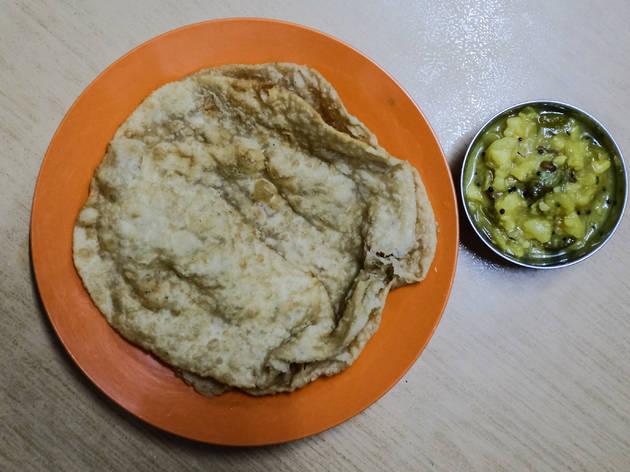 Vishal Food & Catering puri