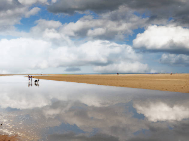 17 reasons to visit Norfolk, Holkham Beach
