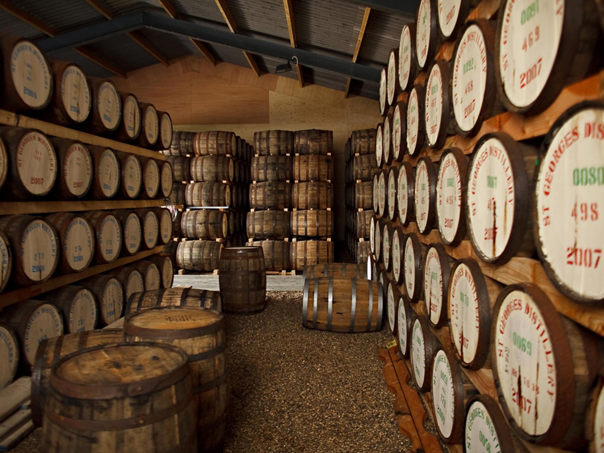 17 reasons to visit Norfolk, 17 reasons to visit Norfolk, English Whisky Company