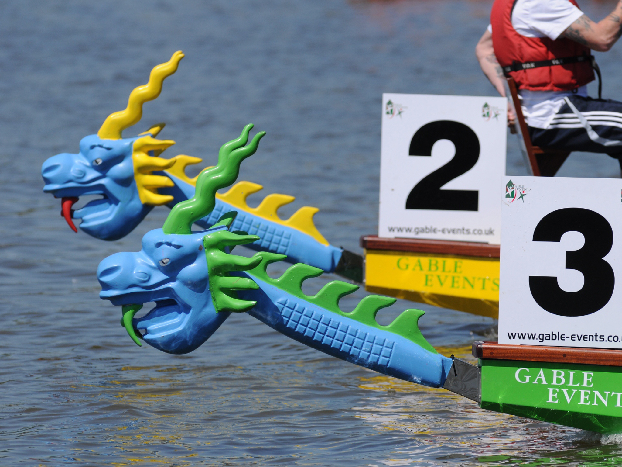 17 reasons to visit Norfolk, 17 reasons to visit Norfolk, Dragon Boast Festival