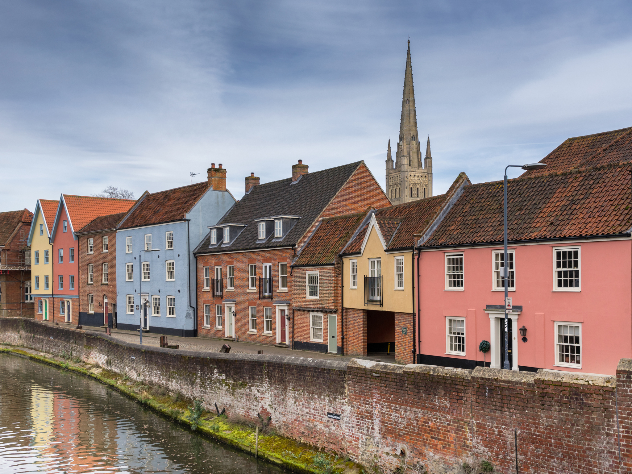 17 reasons to visit Norfolk, 17 reasons to visit Norfolk, church spires