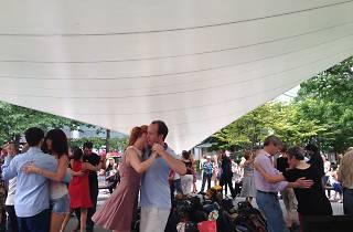 Tango @ Spitalfields