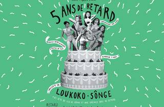 Retard Mag : 5 years bday party w/ Loukoko