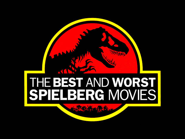 The best and worst Steven Spielberg movies