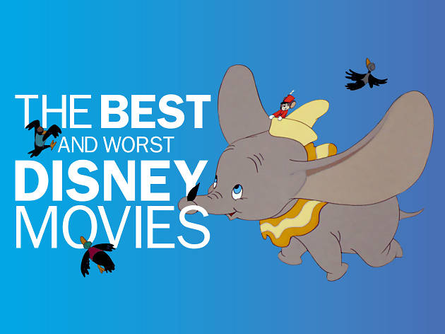 The best and worst Disney movies