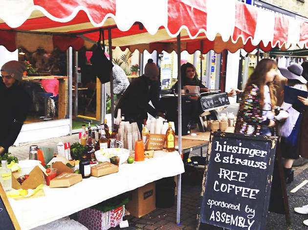 Nine awesome things to try at Well Street Market