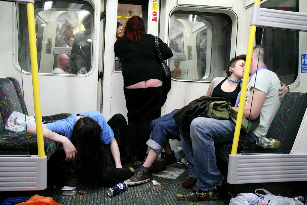 Eight things you should never do on a night out in London