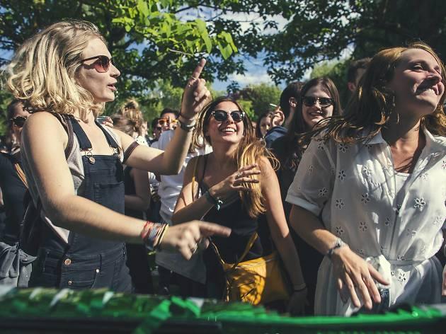 Surprise du Macki Music Festival : un week-end gratuit de musique à Bobigny