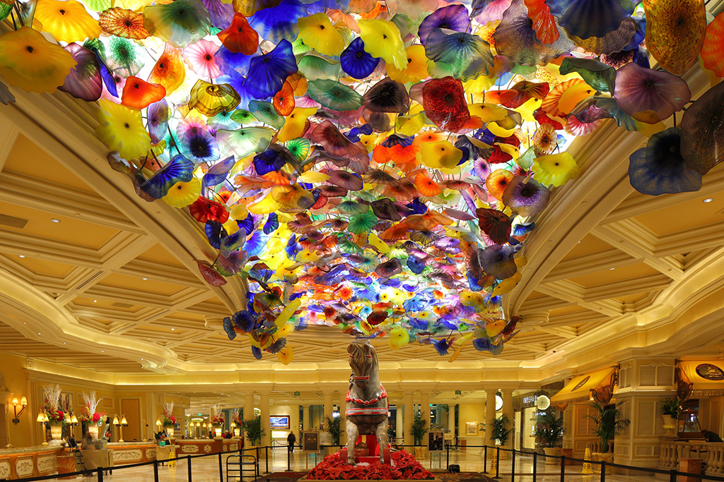 Bellagio's Chihuly
