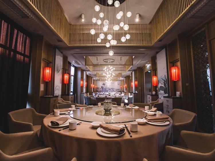 Noodles Sichuan Style