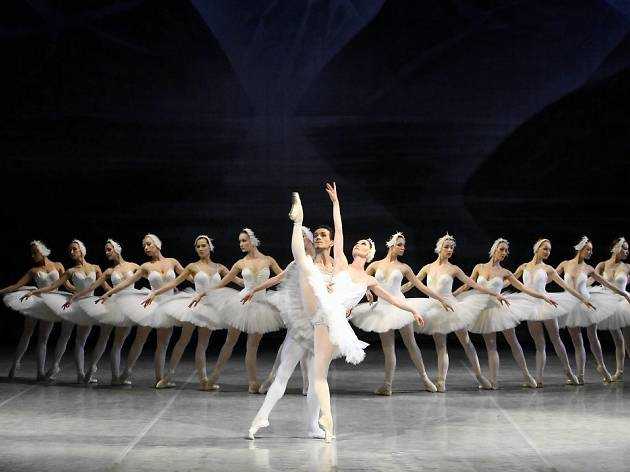 Giselle. Moscow Ballet